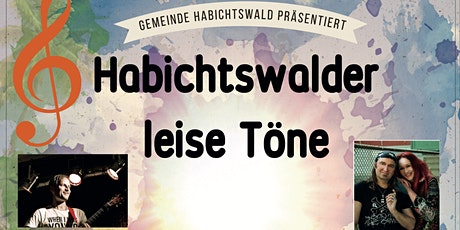 Habichtswalder leise Töne - Mathew James White & It's Me Tickets