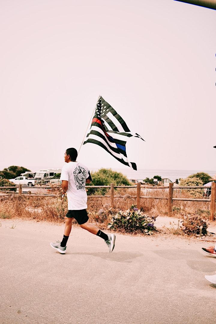 9/11 Never Forget. Half Marathon Run image