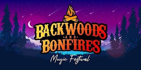 Backwoods & Bonfires Festival 2021 tickets