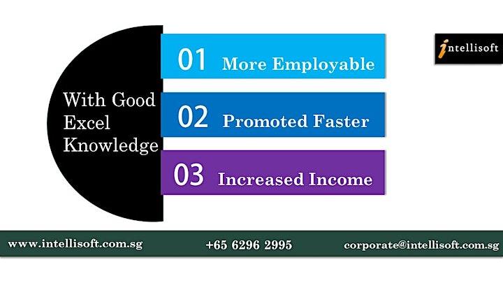 Advanced Microsoft Excel image