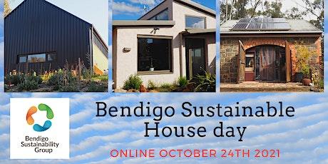 Sustainable House Day 2021 - Bendigo tickets