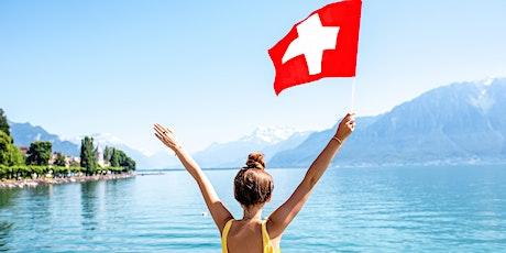 Swiss National Day Live 2021 billets