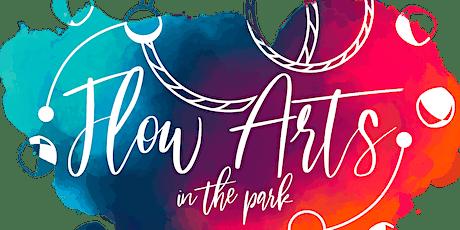 Flow Arts in the Park - August 22 @ John C. Little. Sr. Park tickets