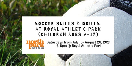 Soccer Skills (ages 7-13) at Royal Athletic Park tickets
