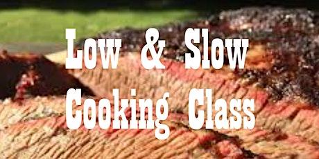 Low & Slow  Smoking Class tickets