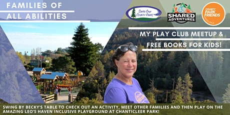 My Play Club Meetup at LEO's Haven + FREE Books for kids! tickets