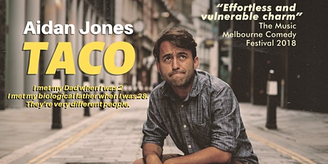 Aidan Jones - Taco (WE'RE TAPING THE SPECIAL!!) tickets