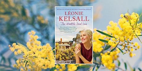 Author Talk: Leonie Kelsall (BL) tickets
