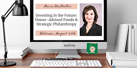 Investing in the Future: Donor-Advised Funds & Strategic Philanthropy tickets