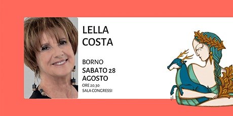 Lella Costa - Storie di donne da raccontare, da Edith Stein a Franca Valeri biglietti
