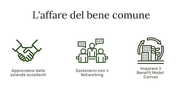 Immagine B NEW DEAL - L'affare del bene comune