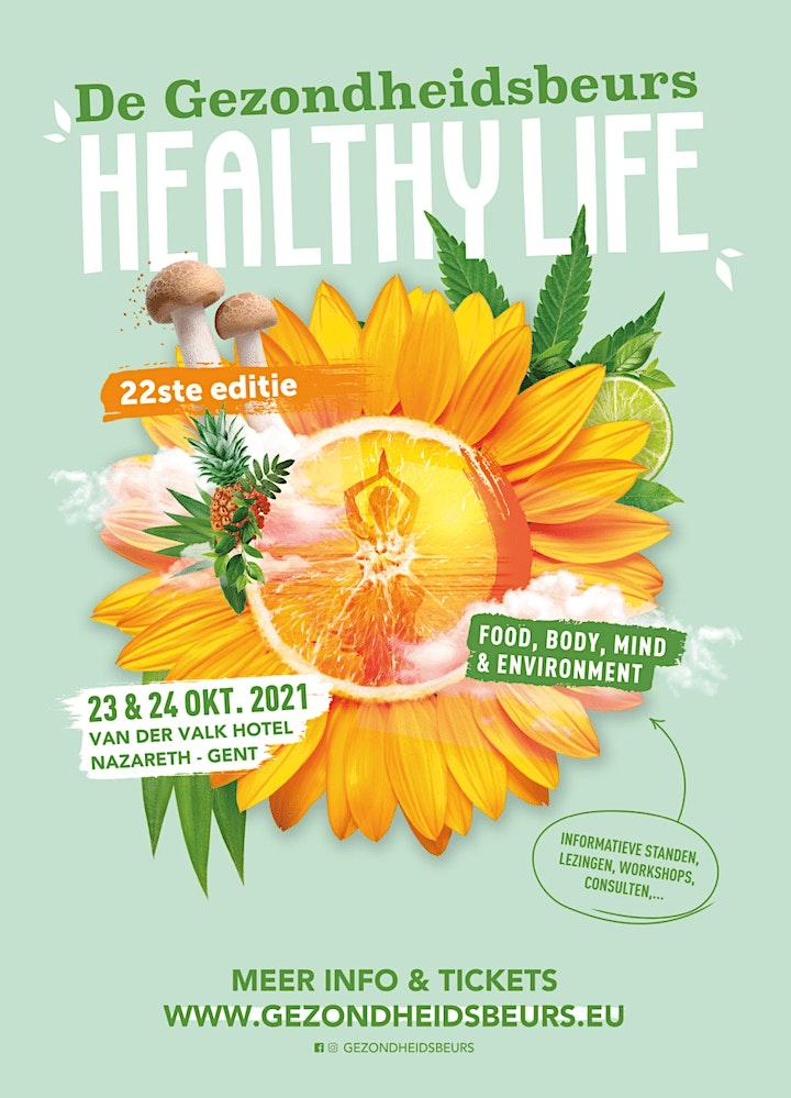 Afbeelding van Dé Gezondheidsbeurs 2021: Healthy Life