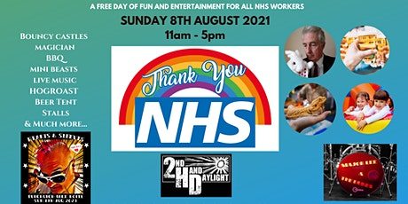NHS DAY tickets