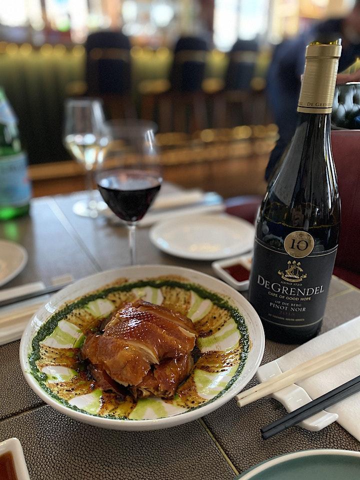 De Grendel Wine Dinner with Springbok Wines & Madame Fù image