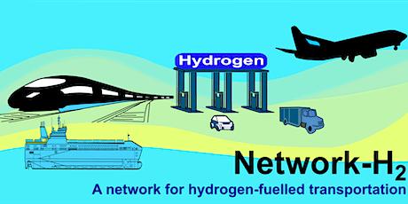 Network-H2   Webinar : Hydrogen uses in Rail Transportation tickets
