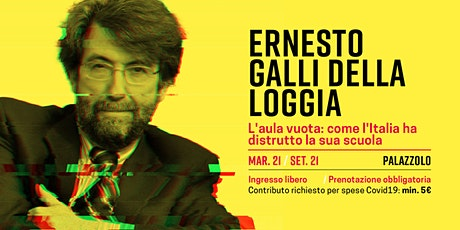 Ernesto Galli della Loggia biglietti