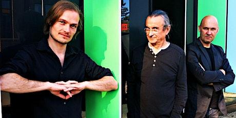 Jazz im Kino: Dömling Wagner Mackenthun Tickets