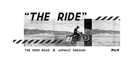 The Ride - No. 9 tickets