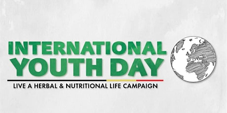 INTERNATIONAL YOUTH DAY 2021 tickets