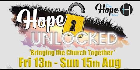 Hope Unlocked 2021 tickets