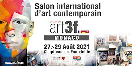 art3f Monaco 2021 billets