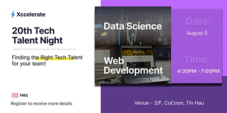 Xccelerate's Talent Night: Finding the Right Technical Talent for You tickets