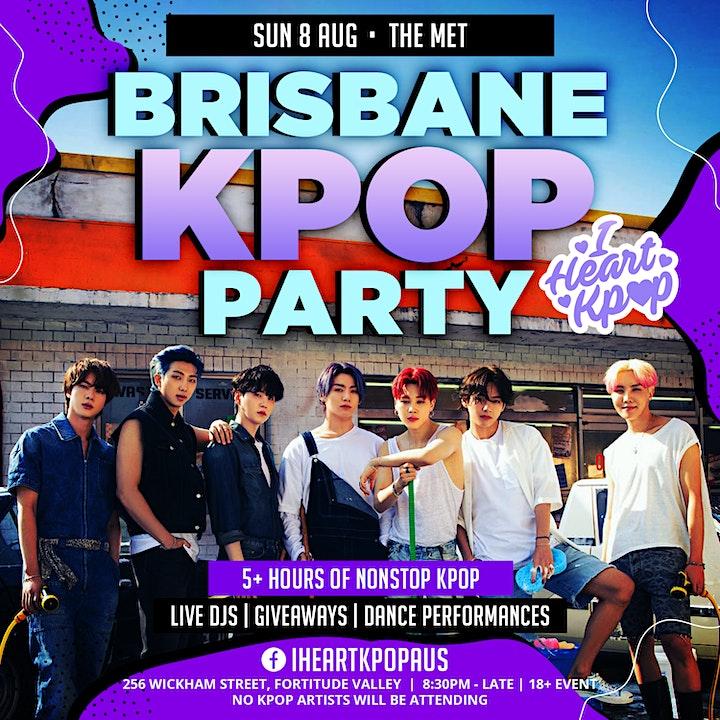 BRISBANE KPOP PARTY | HALLOWEEN SPECIAL | SUN 24 OCT image