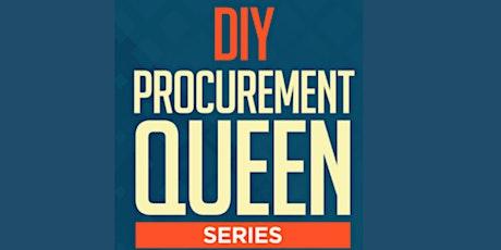 Procurement Queen Sunday  Workshop tickets