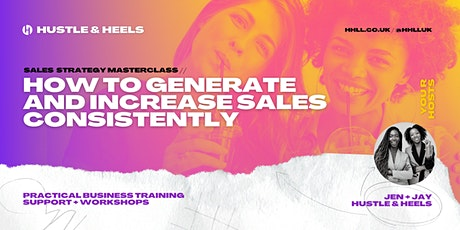 How to Generate and Increase Sales Consistently tickets