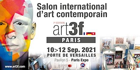 art3f Paris 2021 billets