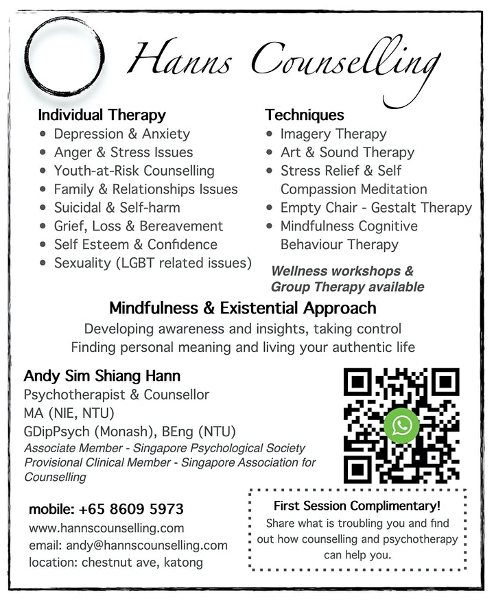 Psychotherapy & Counselling -- Book your first free online session image