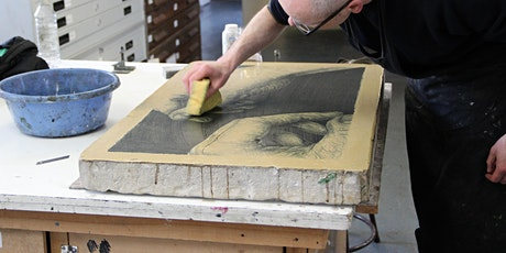 Stone Lithography Weekend Course tickets