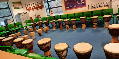 African drumming classes for beginners, intermediate and professionals tickets