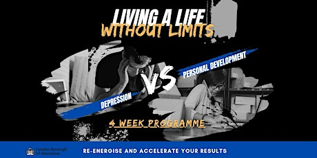Living a life without limits- Q&A Implementation Session 4 tickets