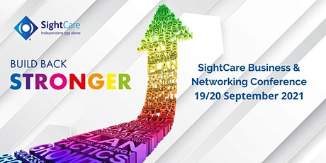SightCare Conference for Independent Optical Practices- 19th/20th Sept 21 tickets
