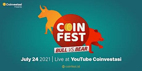 Coinfest Bull vs Bear tickets