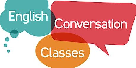 English Conversation Classes tickets