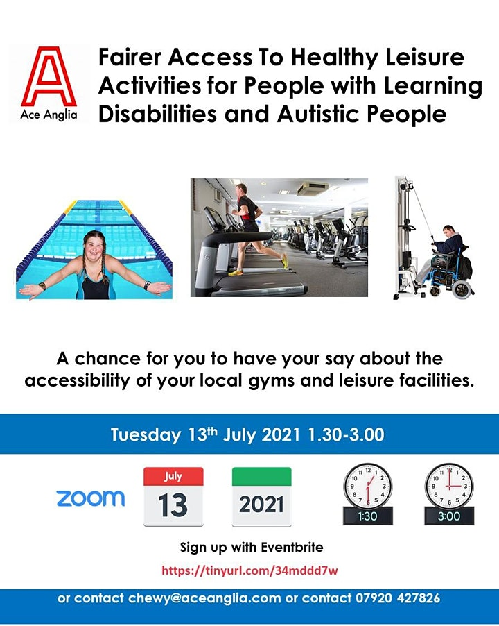 Fairer Access To Healthy Leisure Activities image