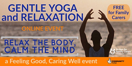 GENTLE YOGA and RELAXATION tickets
