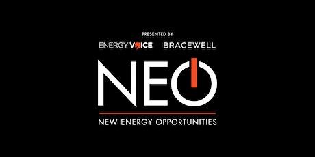 Energy Voice and Bracewell Presents New Energy Opportunities biglietti