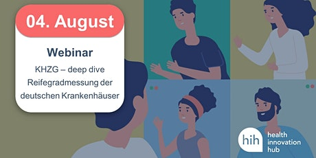 KHZG – deep dive – Reifegradmessung der deutschen Krankenhäuser Tickets