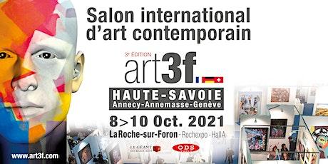art3f Haute-Savoie 2021 tickets