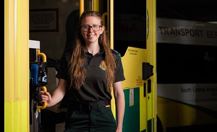 Want a job with the Ambulance Service? image