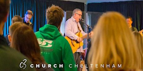 Sunday Morning Worship @ 10.30am tickets