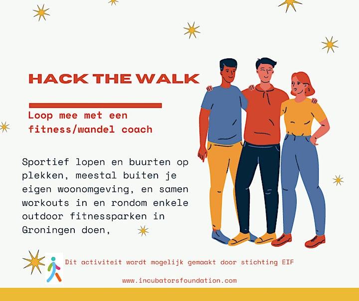 Afbeelding van Hack the Walk