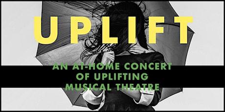 UPLIFT August Concert 2021 tickets