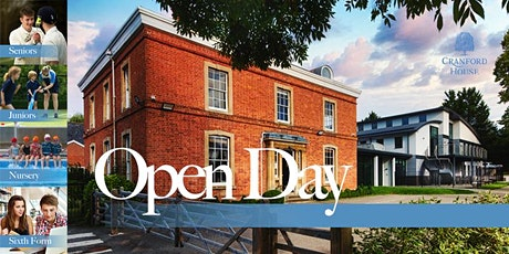 Cranford House Whole School Open Morning tickets