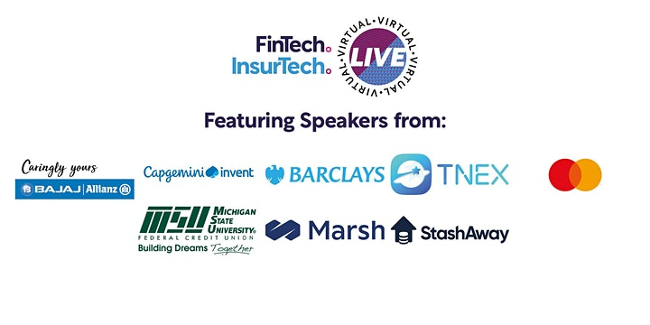FinTech & InsurTech Live image