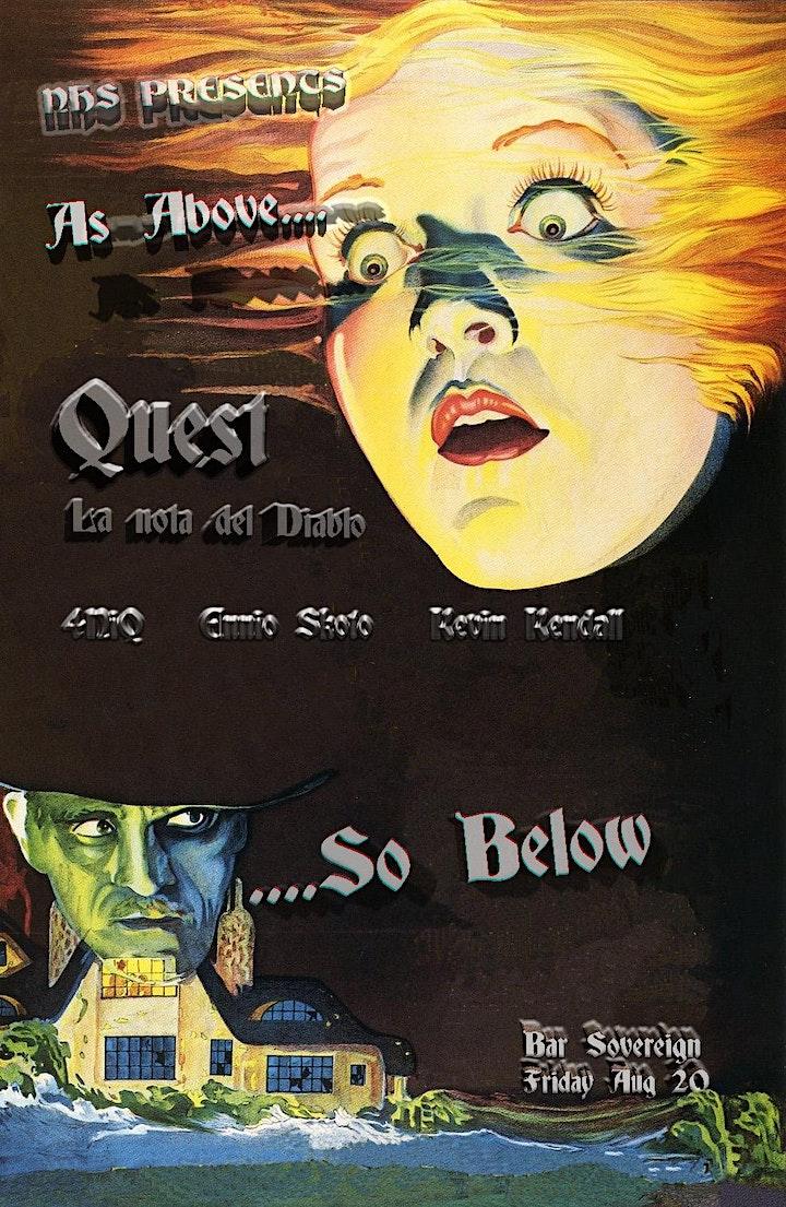 As Above, So Below..  [Quest] La nota del Diablo image