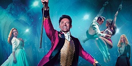 Film: The greatest showman biglietti